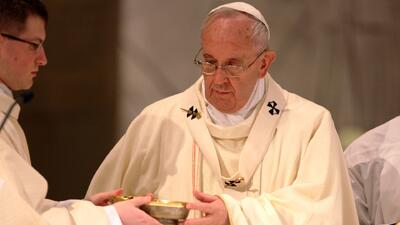 Papa Francisco habla de la canonización de Juanípero Serra
