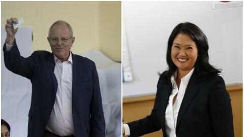 Elecciones presidenciales Perú