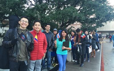 Houston 1 La Banda