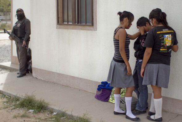 La polémica respecto a la violencia contra jóvenes de Juárez ha envuelto...