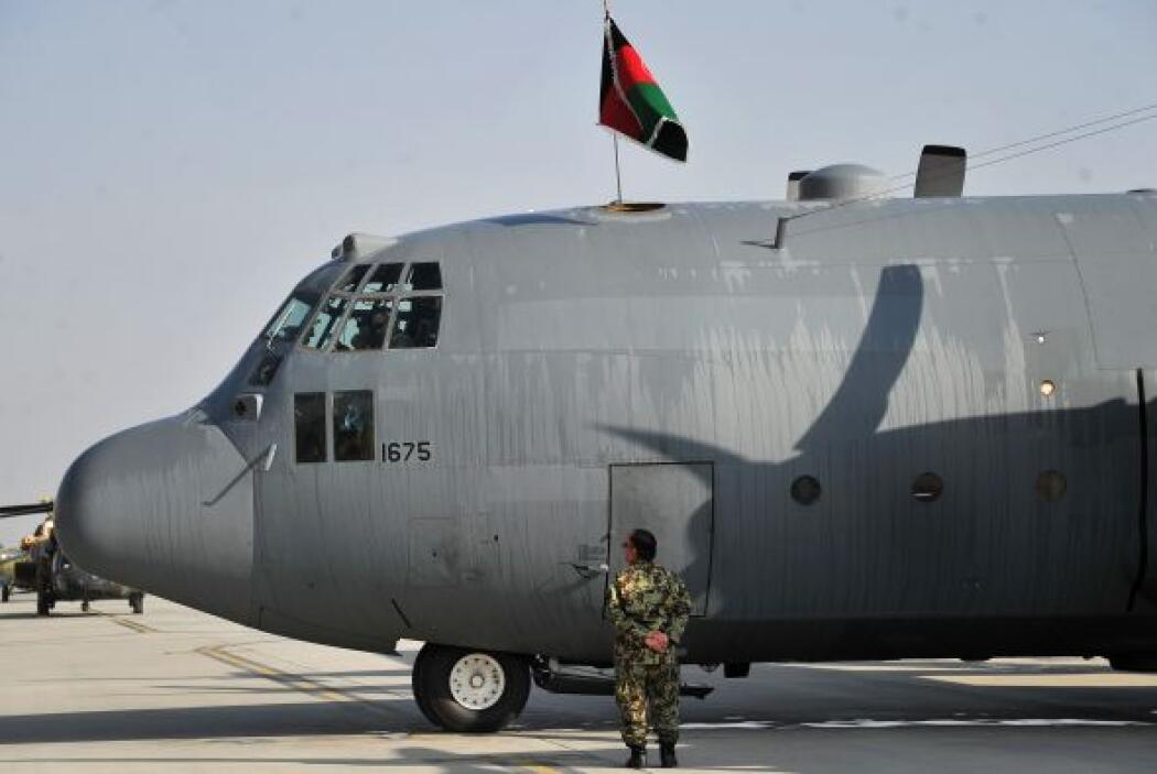 37- La Fuerza Aérea de Afganistán tiene entre sus bajas a 515 individuos.