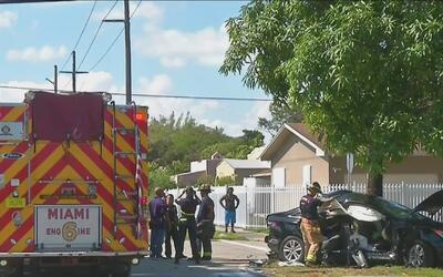 Dos personas están en condición crítica tras accidente de tráfico en el...