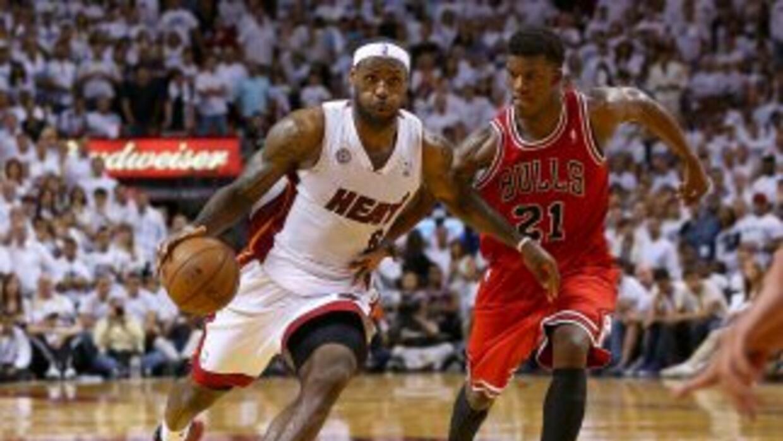 Miami Heat gana la semifnal de la Conferencia del Este