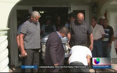 Despiden al policía baleado durante una intervención en Las Piedras
