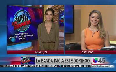"¡Todo listo para la segunda temporada de ""La Banda""!"