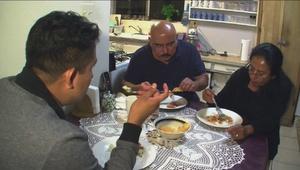 Familias hispanas dejan atrás el sueño americano