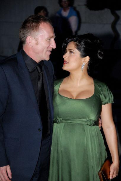 La actriz llamó a su pequeñita Valentina Paloma.