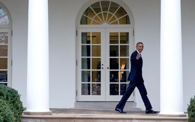 Así fueron las últimas horas de Obama como presidente de EEUU tras ocho...