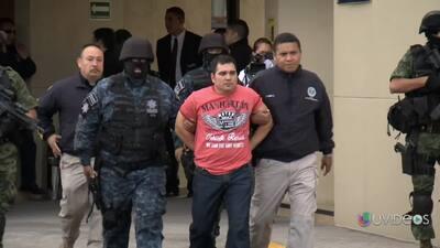 """Capturan en México a """"Juan Perros"""", líder del Cártel del Golfo"""