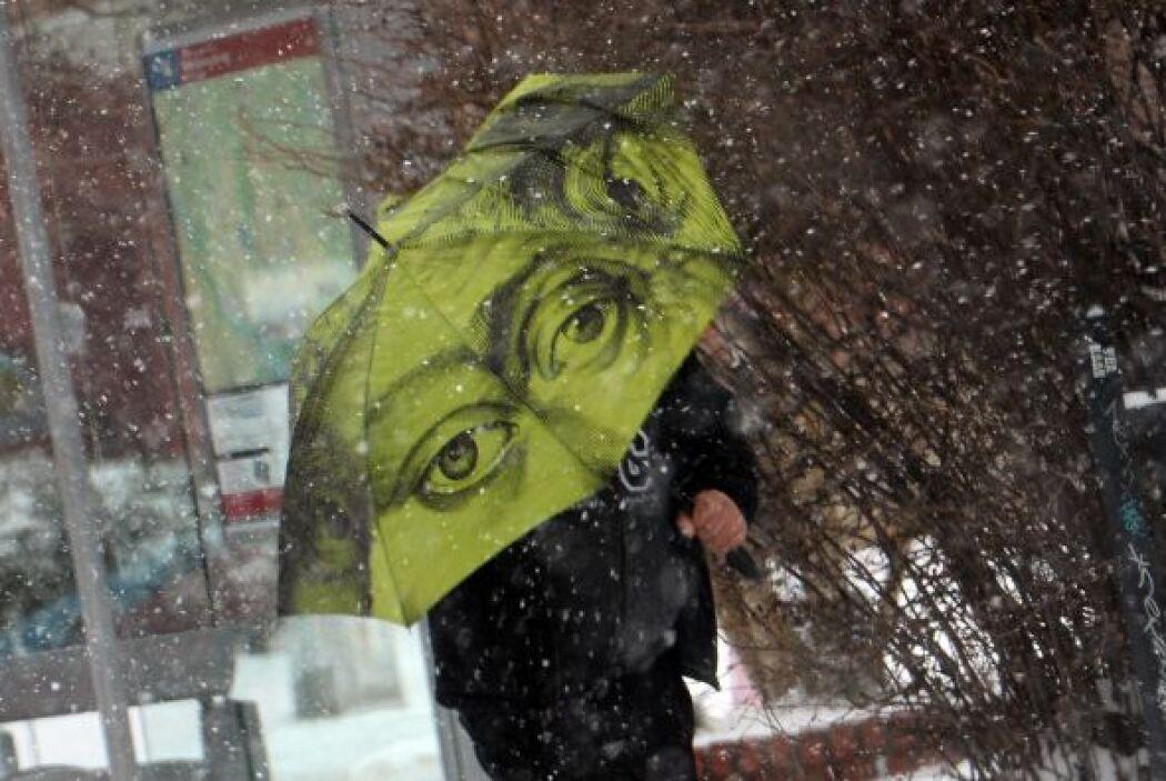 Los meteorólogos han pronosticado de las temperaturas seguirán bajando.