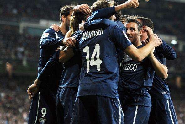 Nadie podía creer lo que sucedía en el césped del Bernabéu.