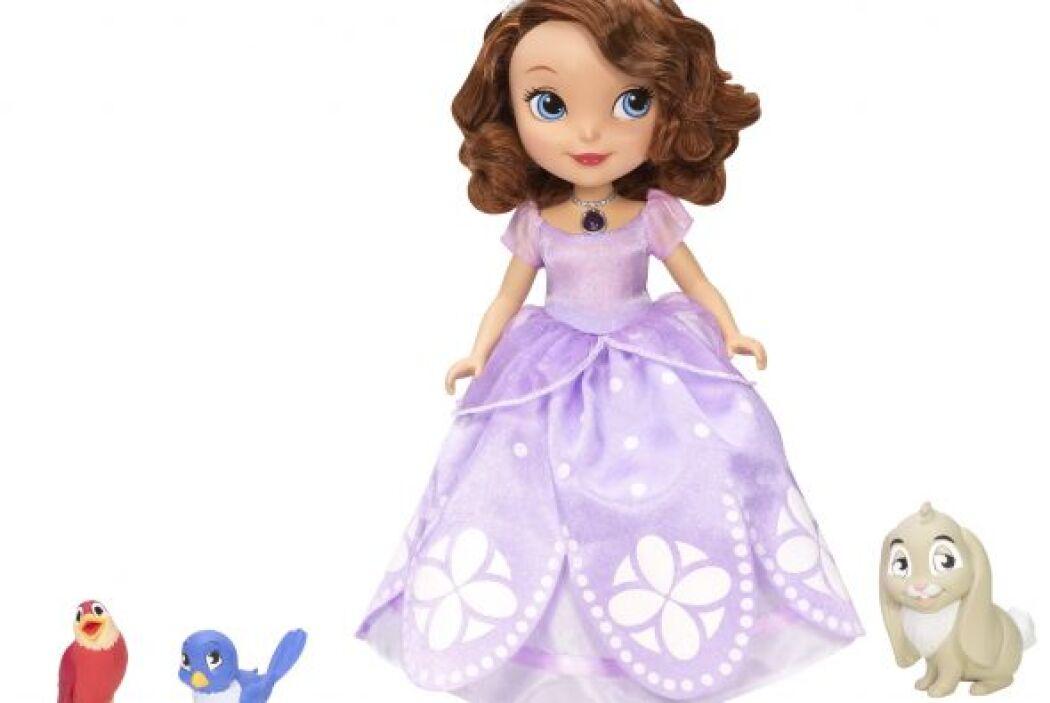 """""""Disney Sofía"""": una de las muñecas qué más quieren de las niñas. Basada..."""