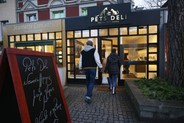 Se trata del nuevo restaurante que está causando revuelo en Alemania, se...