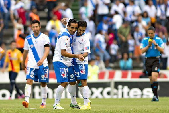 2.- Puebla, de ellos no se dice nada y no sería extraño que le amargaran...