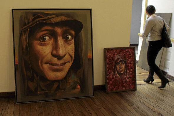 El Museo de Arte Contemporáneo de La Paz inaugura una exposición en home...