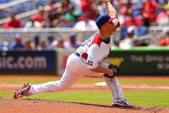 En seis entradas el zurdo esparció 2 hits y dos bases por bolas, propinó...