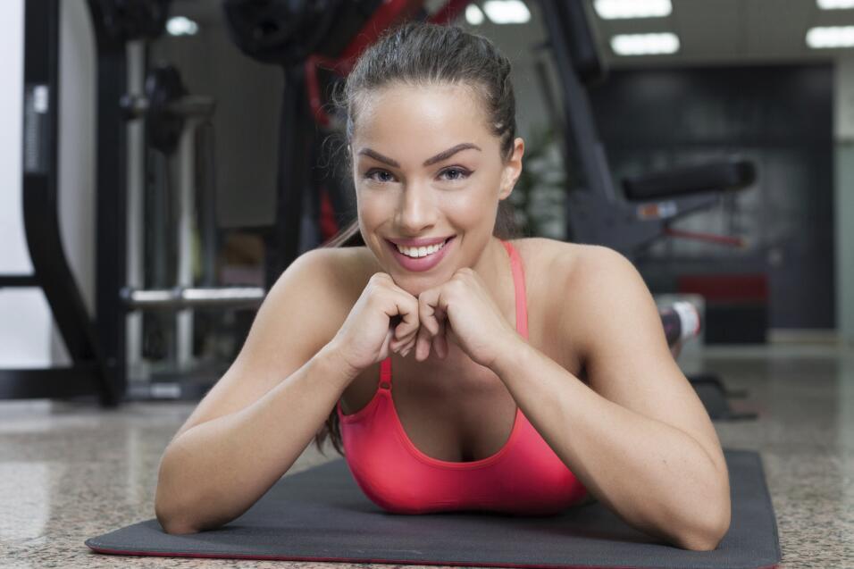 Tener alguna actividad física es una excelente idea, recuerda que con el...