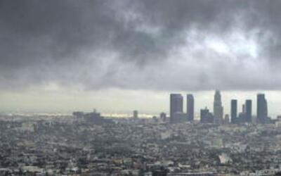 Cielo parcialmente nublado y temperatura fresca para este viernes en Los...