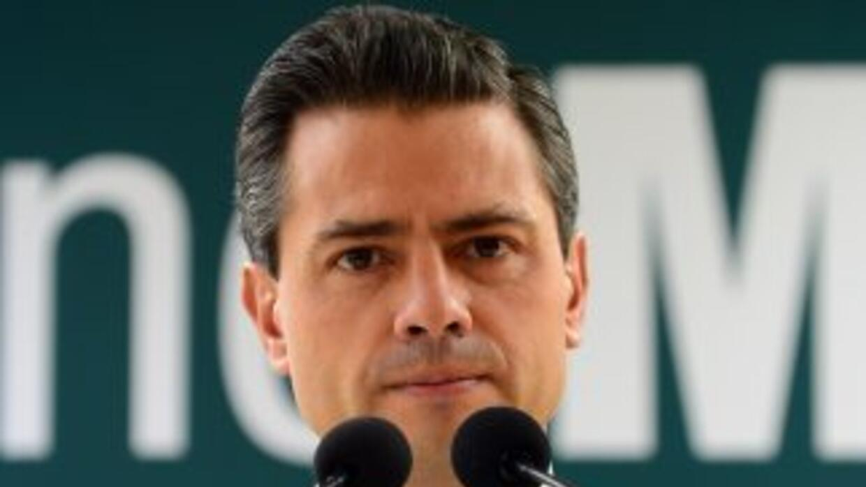 Enrique Peña Nieto afirma que la legitimidad de su triunfo está en la ma...