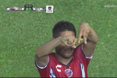 Recentro letal para Monterrey se convierte en la voltereta de Daniel Vil...