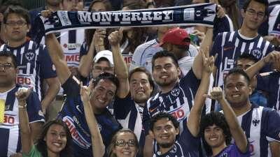 Afición Monterrey