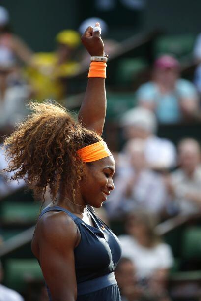 Williams acumula 13 victorias y 2 derrotas contra Sharapova.