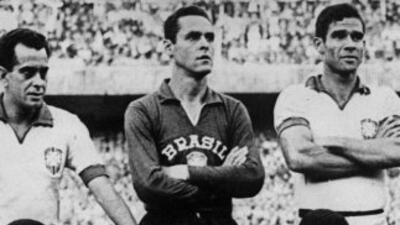 Gilmar, el legendafrio arquero del seleccionado brasileño campeón mundia...