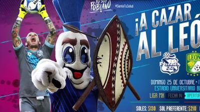 Puebla lanzó un divertido video previo al juego ante León