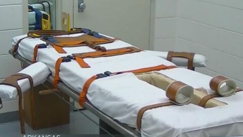 Suspenden pena de muerte a preso en el estado de Arkansas a 15 minutos d...