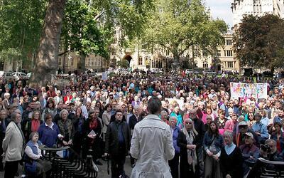 La Marcha de las Mujeres, ¿una manifestación feminista o una protesta co...