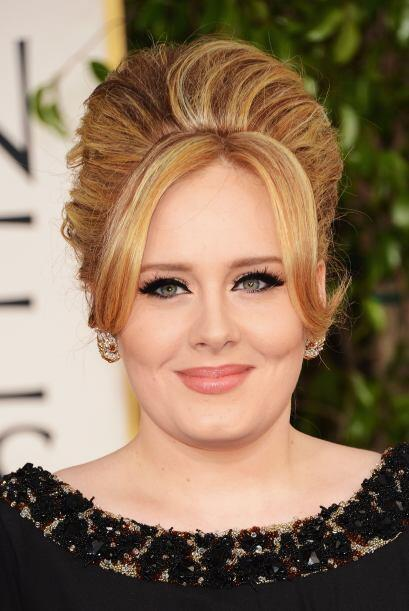 No sólo es la voz de Adele la que ha enamorado al público,...