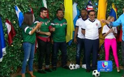 Se enfrentó México vs. USA en tiros a gol