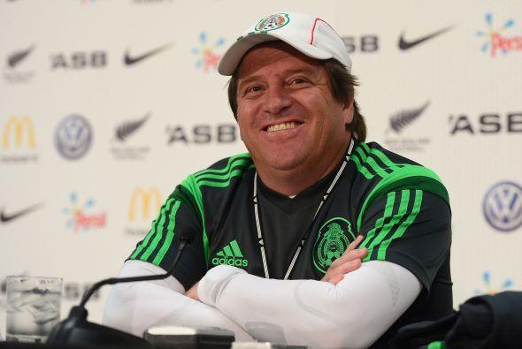 El pasado 2 de diciembre, Miguel Herrera fue ratificado como Director Té...