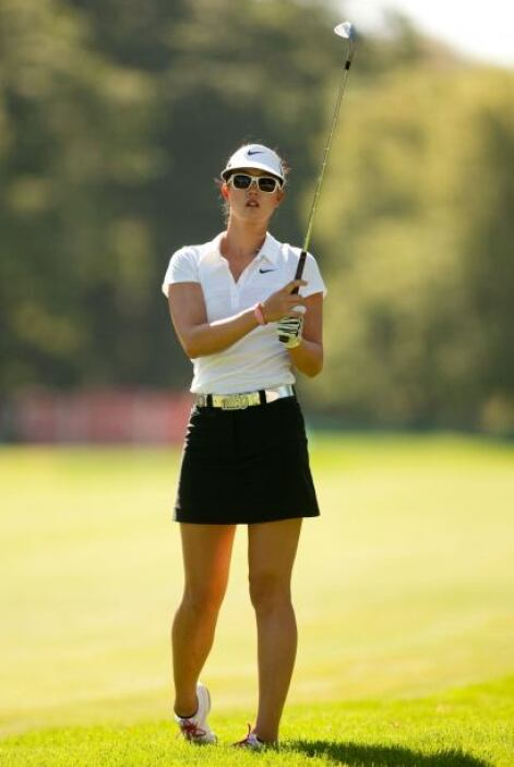 No la pierdas de vista, seguro que el golf ya no será el mismo con tanta...