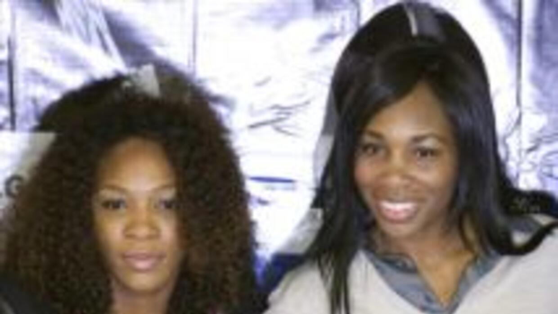 Serena y Venus, su hermana mayor, disputarán en la ciudad de Medellín un...
