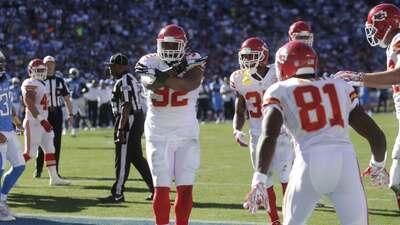 Chiefs 33-3 Chargers: Kansas City ligó 4o triunfo, 6a derrota al hilo pa...