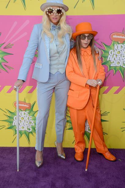 La novia de Willy Wonka, no cabe duda que con ese 'outfit' nos hizo reco...