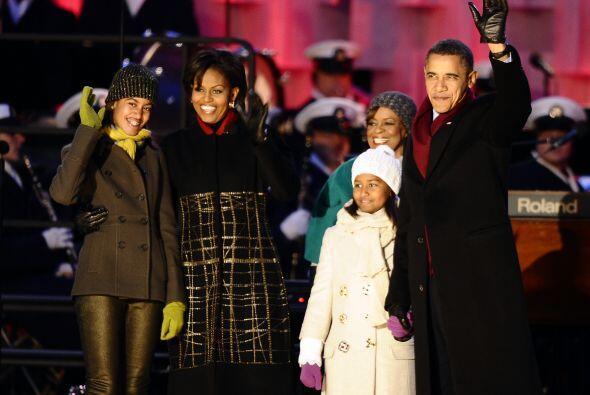 Obama dedicó algunas palabras a los millones de personas que han...