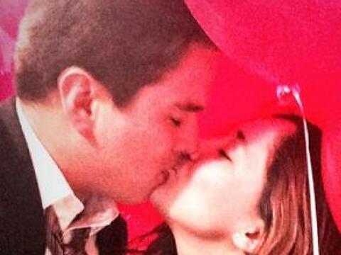 Sherlyn sigue derrochando amor con su esposo, Gerardo Islas.