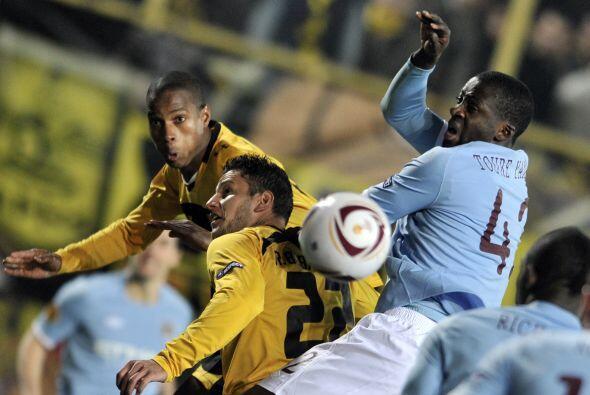 Con el cuadro griego, el mexicano Nery Castillo ingresó a falta de dos m...
