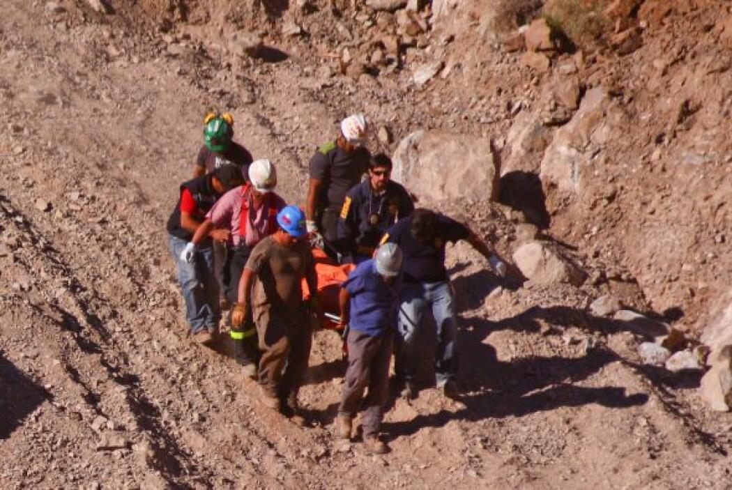 Un nuevo acciente en un yacimiento al norte de Chile dejó dos trabajador...