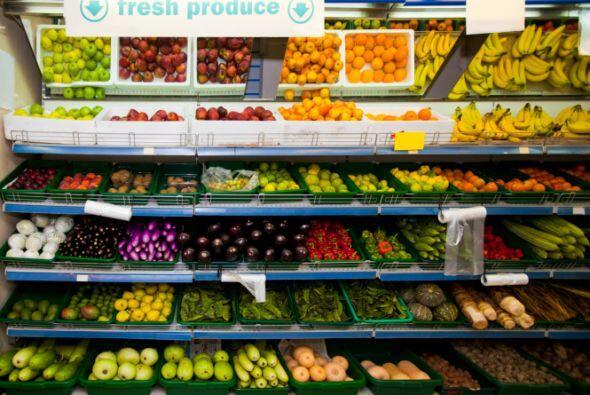 ¿Sabías qué? Consumir frutas y verduras es una gran...