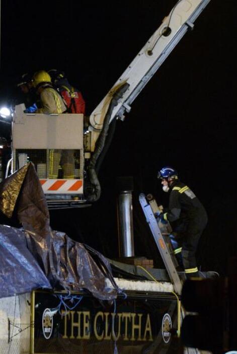Catorce personas de las 32 que fueron hospitalizadas sufren heridas grav...