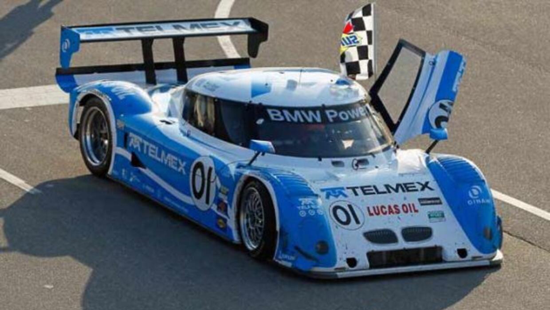 Con su prototipo BMW Riley, Rojas y Pruett ganaron por segundo año segui...