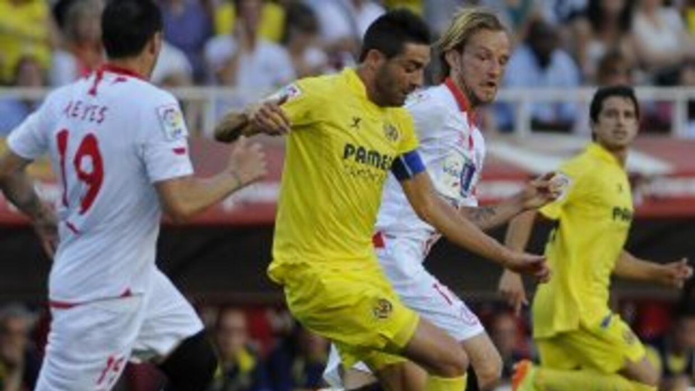 Villarreal inició pretemporada