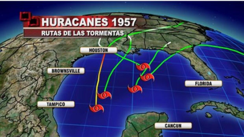 Carlos Robles, Meteorólogo de Univision 45, hace un análisis de lo que s...