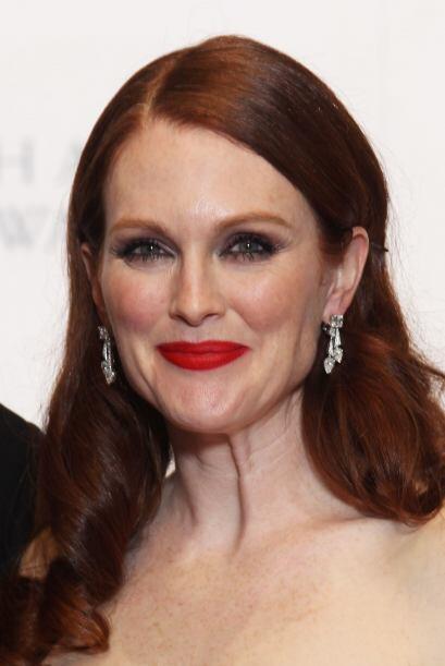 Hay dos cosas que son las estrellas del maquillaje a los 50: el primero...