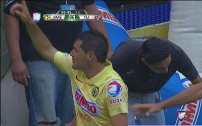 América vs Tijuana: Aguilar de cabeza le da la victoria a las Águilas a...