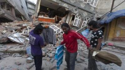 Nuevo sismo en Nepal