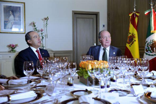 Antes de la reunión bilateral de la cumbre, en Mar de la Plata, el manda...